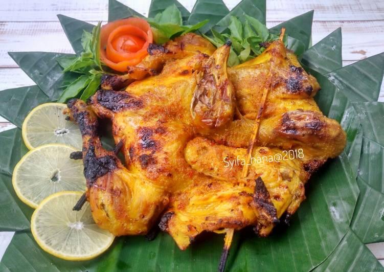 Cara Mudah mengolah Ingkung ayam