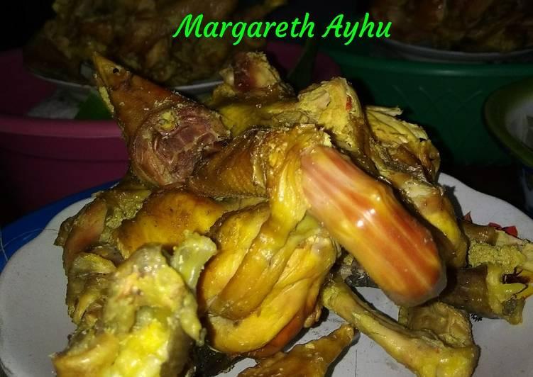 Resep: Lodho Ayam Kampoeng a.k.a Ingkung yang bikin ketagihan