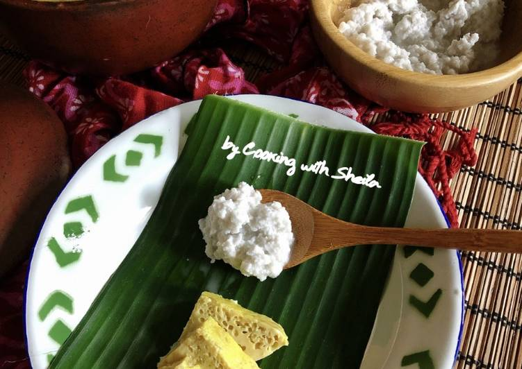 Cara memasak Areh Kuning dan Areh Putih lezat