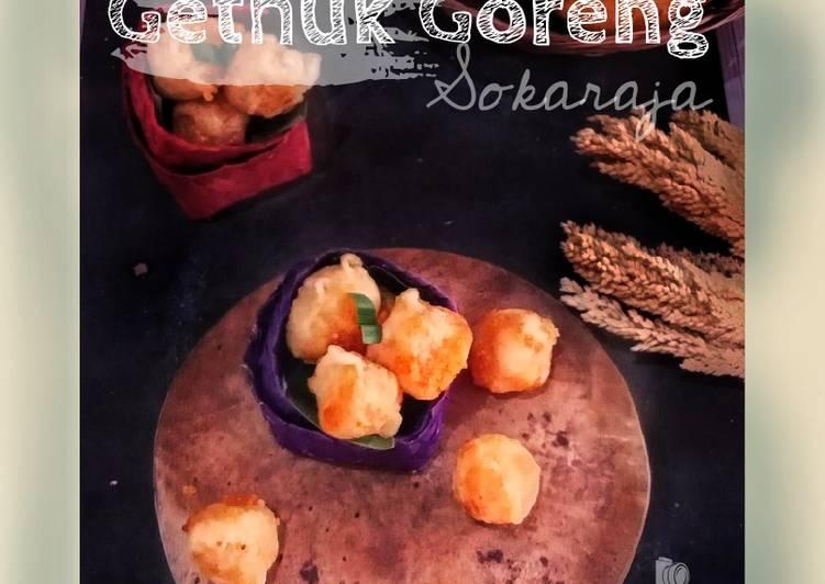 Resep: Gethuk Goreng Sokaraja ala resto