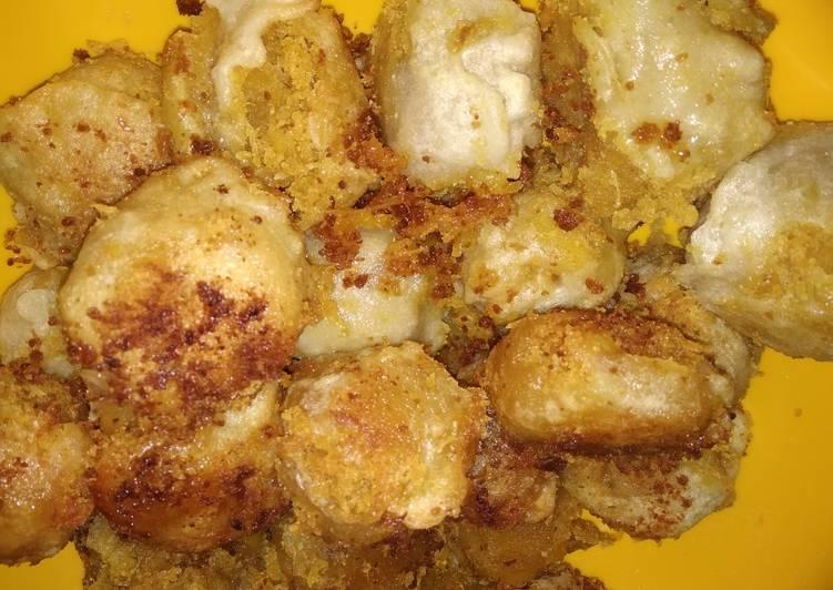 Resep: Gethuk goreng lezat