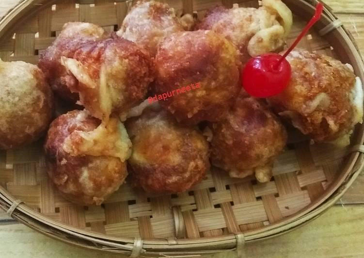 Resep: Getuk goreng Sokaraja yang menggugah selera