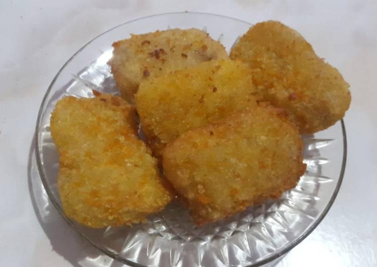 Resep: Gethuk goreng yang bikin ketagihan