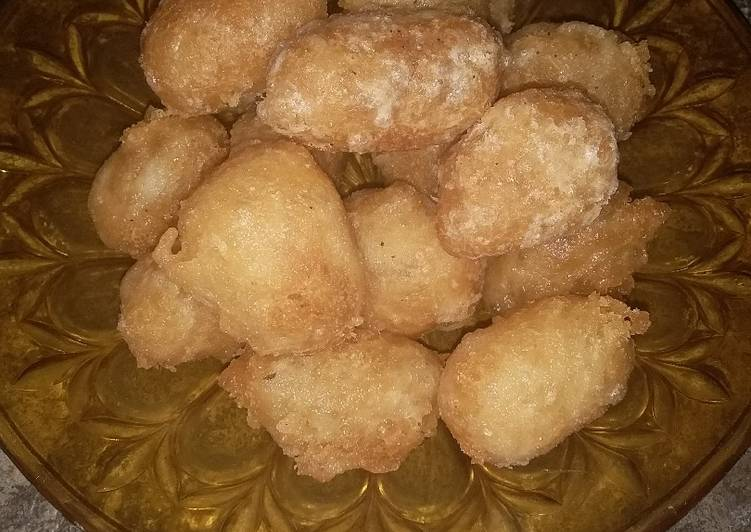 Cara Mudah membuat Getuk goreng Sokaraja enak