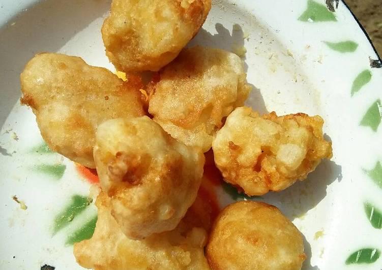 Resep: Gethuk goreng