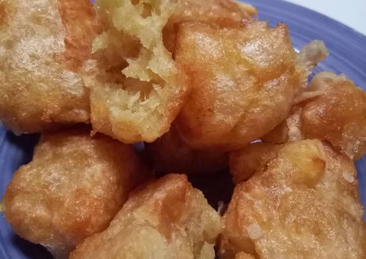 Cara Mudah memasak Getuk goreng sokaraja (rawalo) istimewa