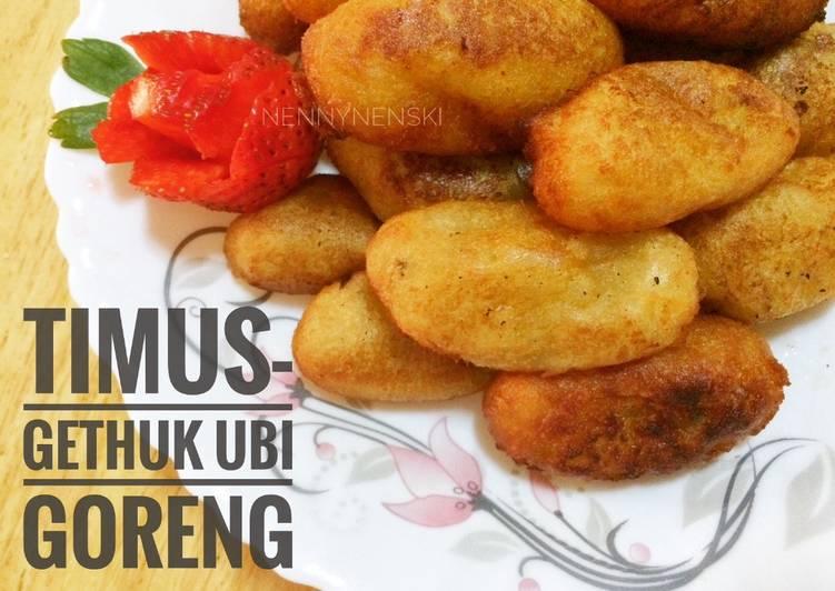 Timus- gethuk goreng