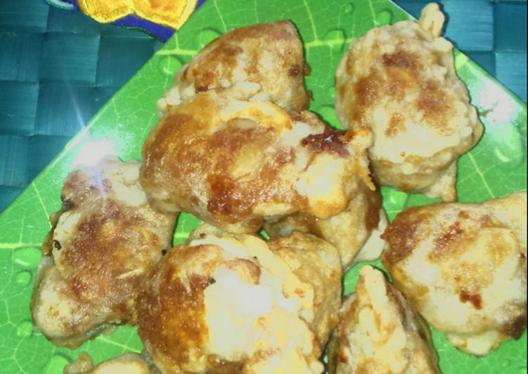 Resep: Gethuk goreng manis bangeeed👌👌