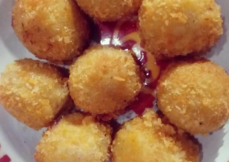 Resep: Gethuk ubi goreng crispy