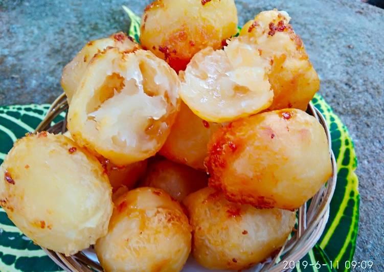 Cara memasak Gethuk Nyimut khas kudus sedap