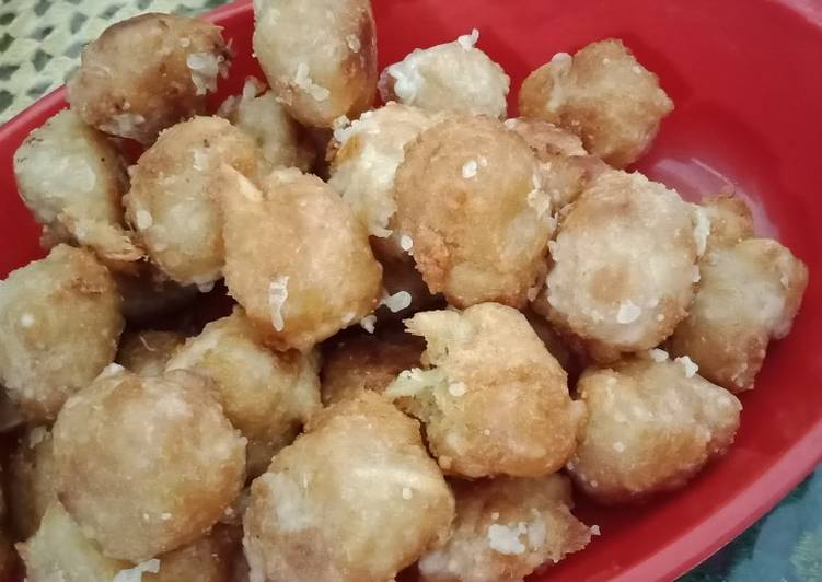 Resep memasak Gethuk sukaraja yang menggugah selera