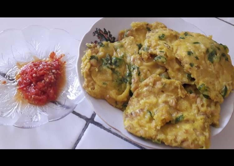 Resep memasak Mendoan Ngapak (bukan tempe goreng) yang menggugah selera