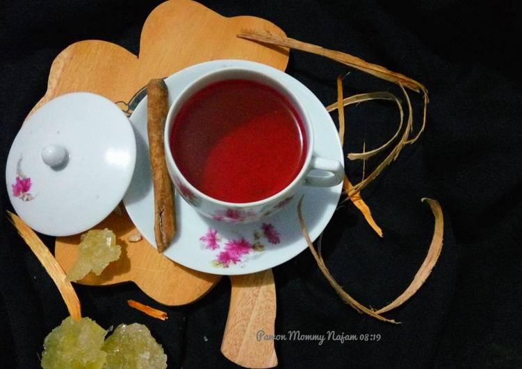 Resep memasak Wedang Secang (minuman khas Jogja) enak