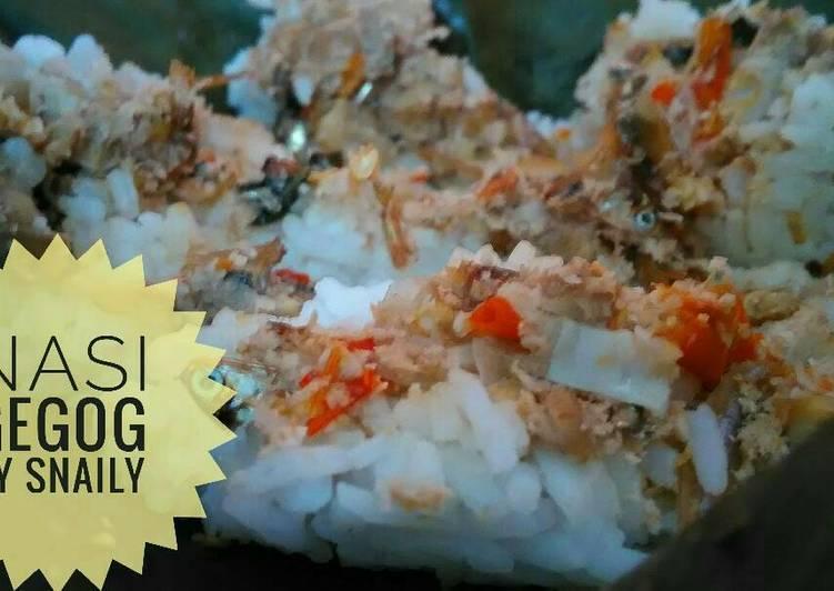 Resep: Nasi gegok khas kota alen alen yang bikin ketagihan