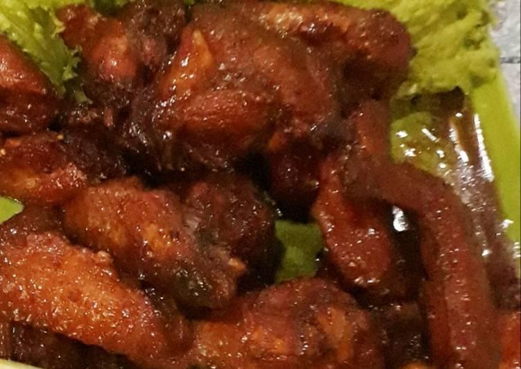 Resep: Ayam bacem panggang yang menggugah selera