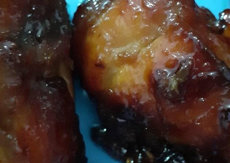 Resep: Baceman ayam goreng sederhana ala resto