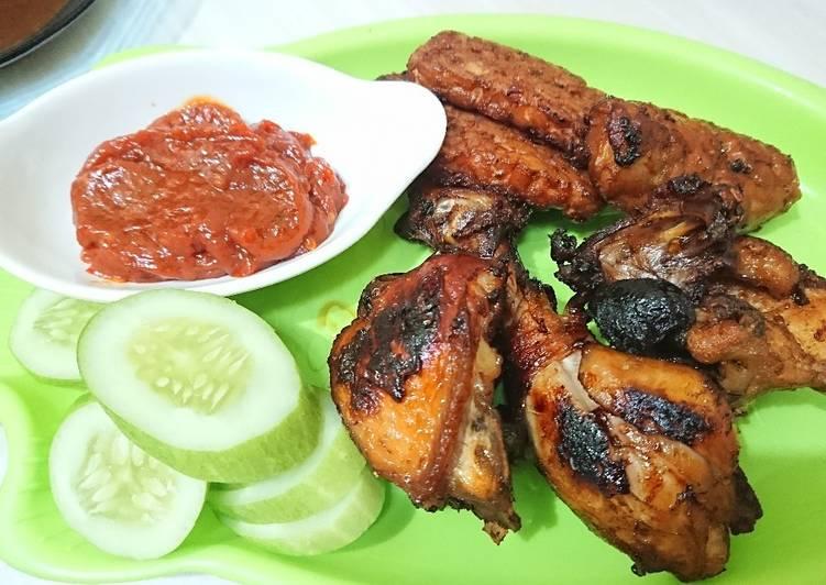 Resep: Ayam tempe bacem goreng yang bikin ketagihan