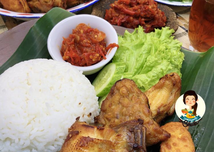Cara memasak Ayam, Tahu dan Tempe Bacem yang bikin ketagihan