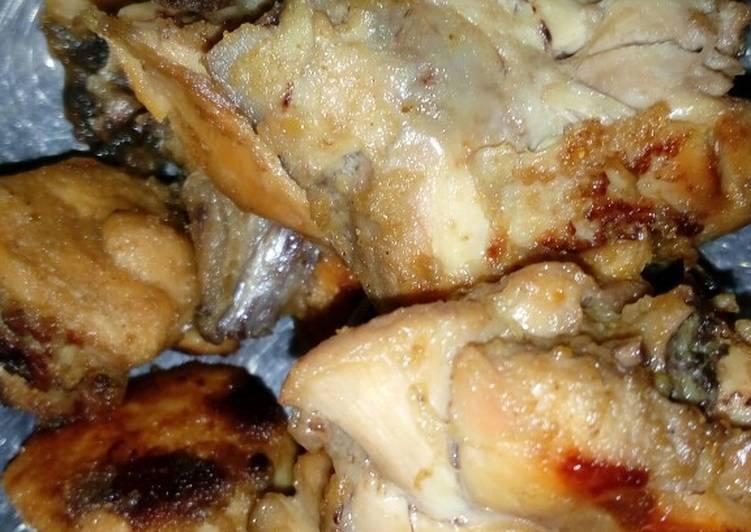 Cara Mudah memasak 86. Ayam bacem ala resto