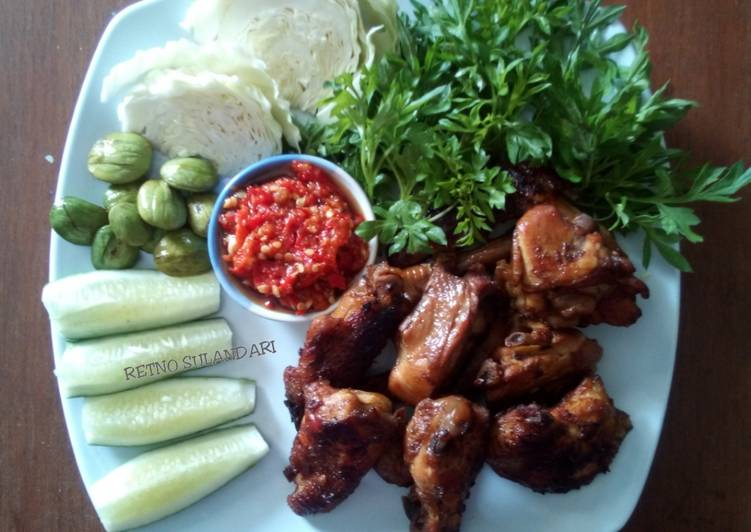 Resep: 31* Ayam bacem goreng lezat