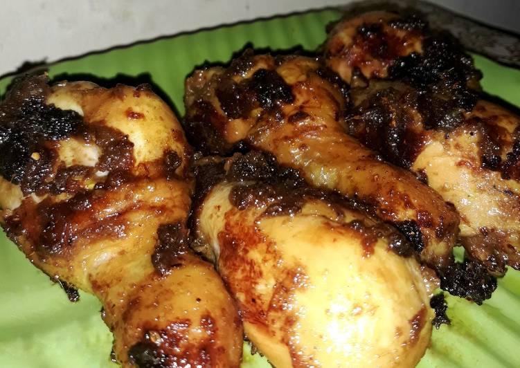 Cara mengolah Ayam Bakar Kalasan yang menggugah selera