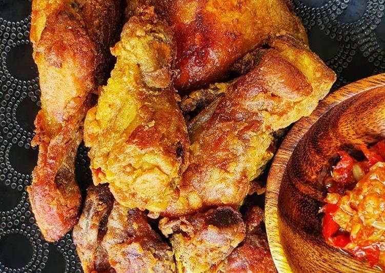 Resep: Ayam & Ampela Kalasan yang bikin ketagihan