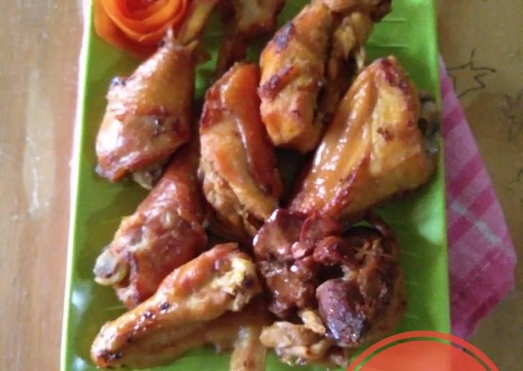 Resep: Ayam Goreng Kalasan yang bikin ketagihan