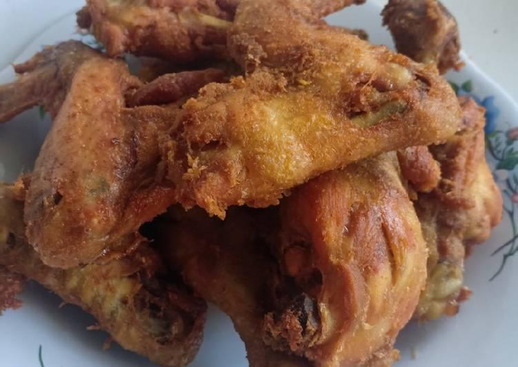 Resep: Ayam goreng kalasan lezat