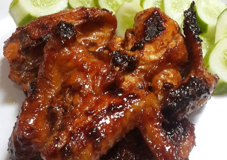 Resep mengolah Ayam Bakar Kalasan yang menggugah selera