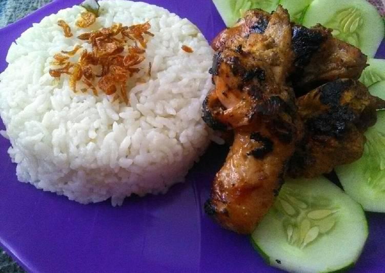 Resep memasak Ayam bakar kalasan sedap