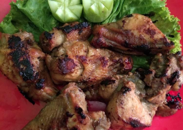 Cara mengolah Ayam Bakar Kalasan yang bikin ketagihan