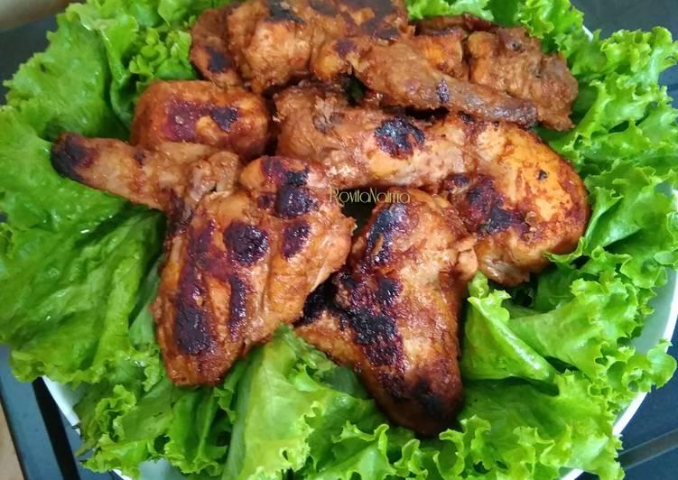 Resep membuat Ayam bakar kalasan yang menggugah selera