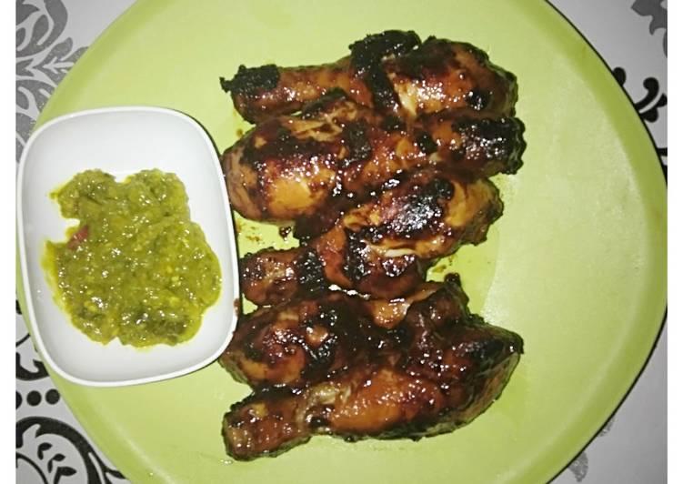 Resep: Ayam bakar kalasan sedap