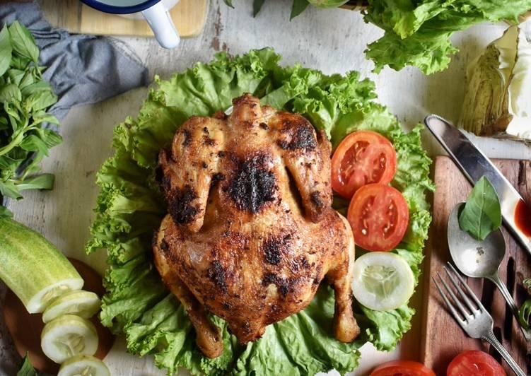 Resep: Ayam Goreng Kalasan ala Ibu enak