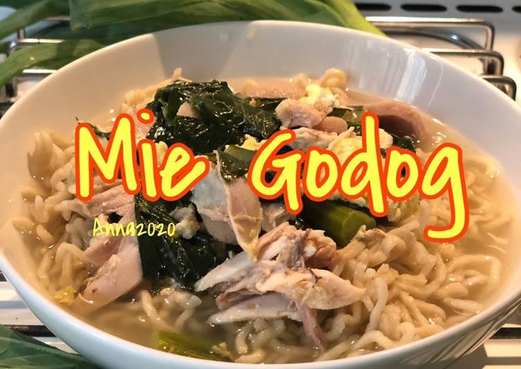 Resep mengolah Mie Godog yang bikin ketagihan