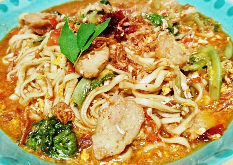 Resep memasak Mie Jawa Sederhana yang menggugah selera