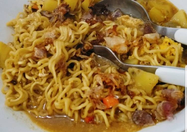 Cara memasak Bakmie Jawa from indomie lezat