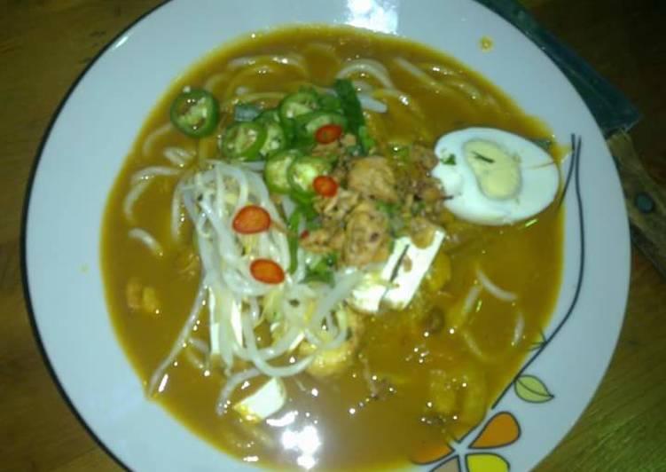Mie jawa atau mie rebus (resep dr malaysia)