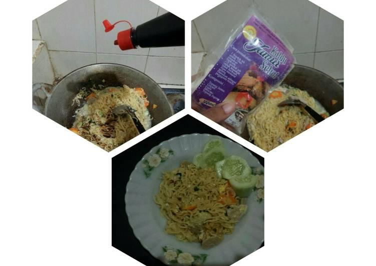 Resep: Bakmi Jawa Sehat no msg lezat