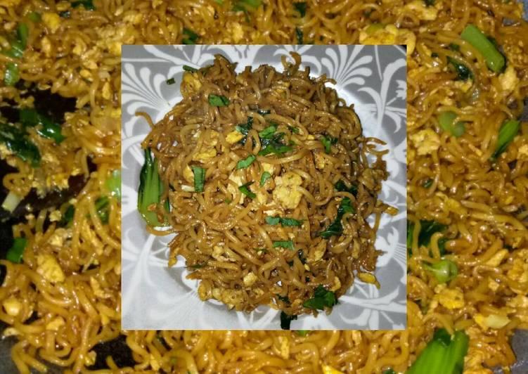 Cara memasak Bakmi Jawa simple istimewa