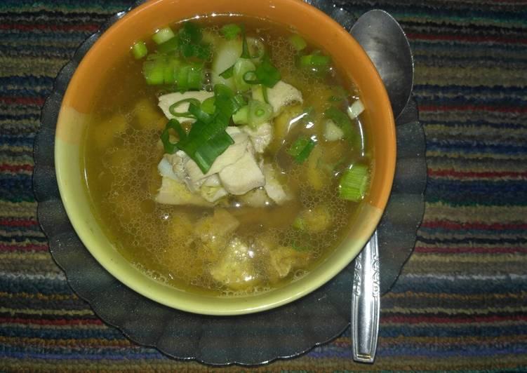 Resep memasak Bakmoy ayam sederhana istimewa