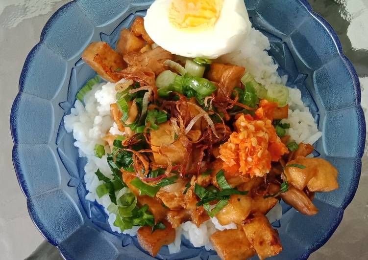 Cara memasak Bakmoy ayam yang bikin ketagihan