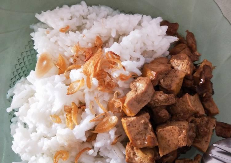 Cara Mudah membuat Bakmoy Ayam sederhana, tanpa digoreng enak