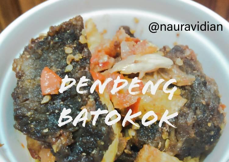 Resep: Dendeng Batokok (Dendeng Daging Sapi Khas Minang) yang menggugah selera