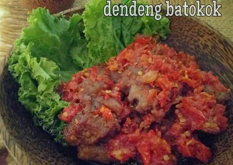 Dendeng Batokok