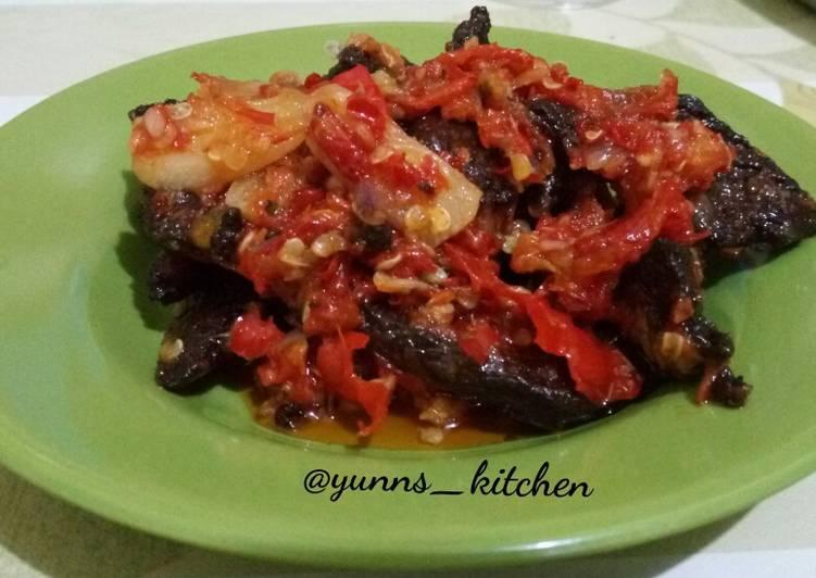 Resep membuat Dendeng Batokok Padang ala @yunns_kitchen yang bikin ketagihan