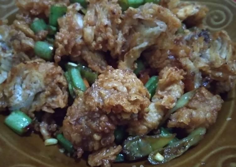 Cara Mudah memasak Ayam gajebo yang menggugah selera
