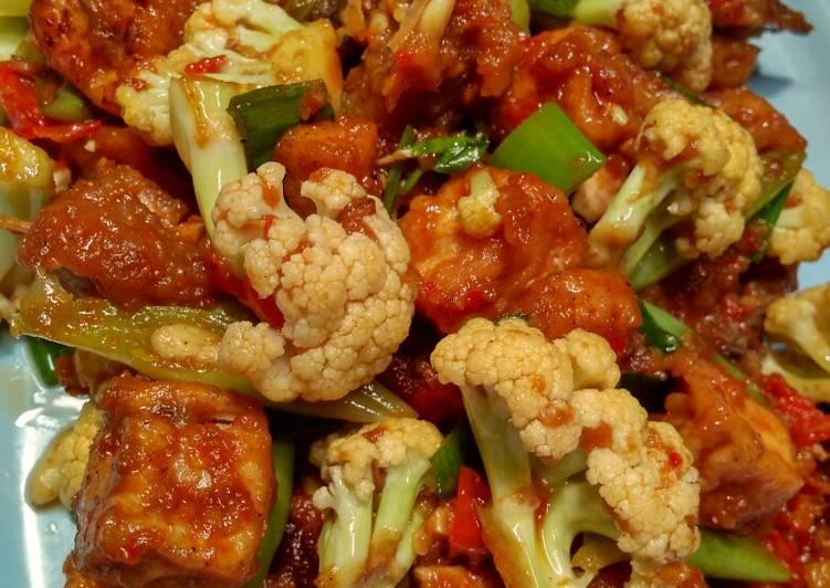 Resep: Ayam tahu gajebo (enak dan mudah di buat)