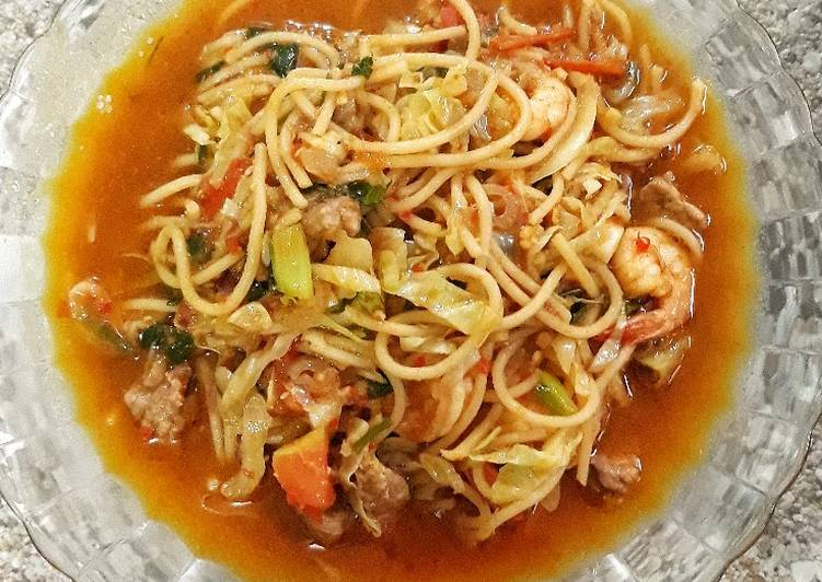 Mie Aceh Daging