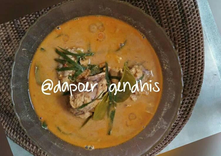 Resep memasak Gulai otak mertua😊 #kitaberbagi sedap